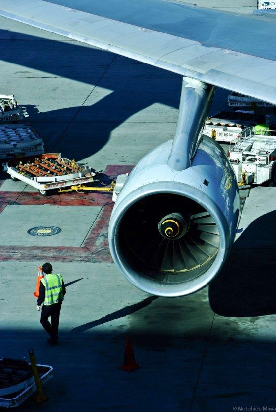 jet engine turbine and - photo #19