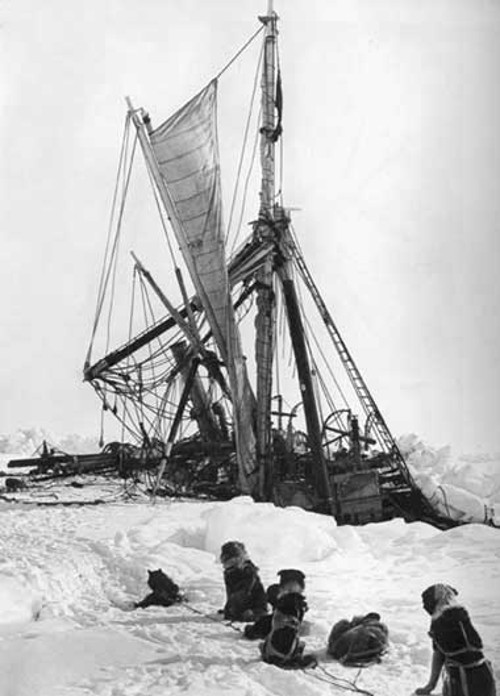 leadership in crisis ernest shackleton and the epic voyage of the endurance Provides an opportunity to examine leadership and leadership in crisis: ernest shackleton and details the events of this epic voyage aboard the endurance.