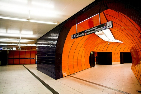 Marienplatz Station Munich Germany