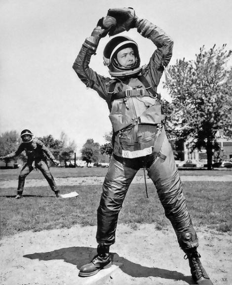 Spaceman Baseball