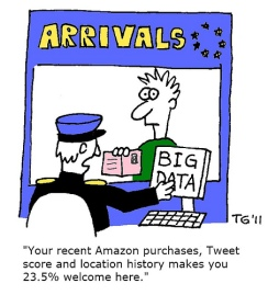 Big Data by Thierry Gregorius
