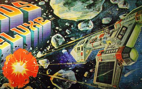 Asteroids by Atari - promo