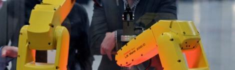 Elon Musk and Robot Arms
