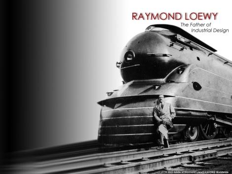 Raymond Loewy PRR S1