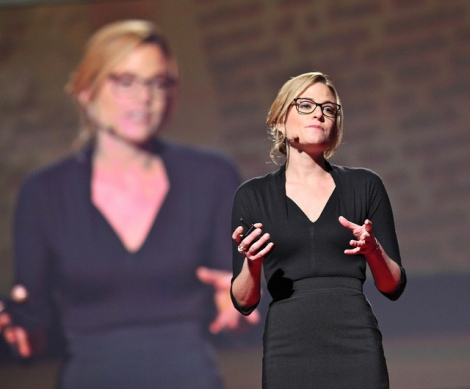 TED Talk - photo by Steve Jurvetson
