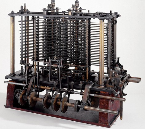 Difference Engine No 2