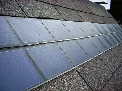 DOW solar shingles - photo by Ben West