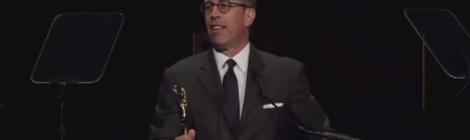 Jerry Seinfeld Clio Acceptance Speech