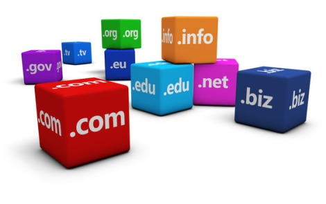 Website and Internet domain names